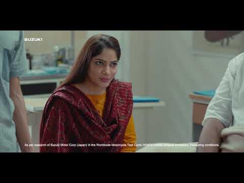 SUZUKI ACCESS 125 Doctor TVC #KamPeetaHai