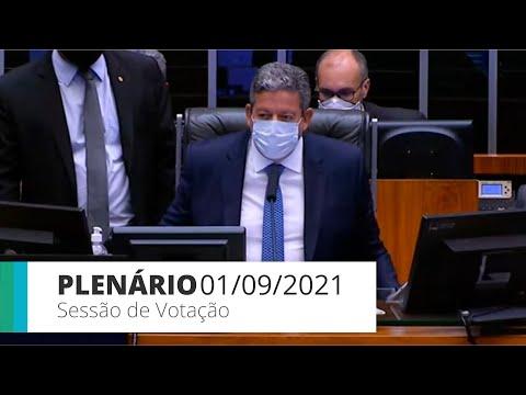 Plenário aprova texto-base de projeto que altera IR; votação prossegue nesta quinta - 01/09/21*