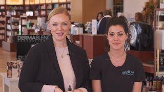 How to Apply Dermablend Flawless Creator - No Makeup Look Tutorial