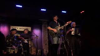 """""""Angel To Be"""" The Subdudes @ City Winery,NYC 03-29-2018"""