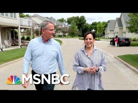 Candidate Checkup With Senator Kamala Harris | Morning Joe | MSNBC