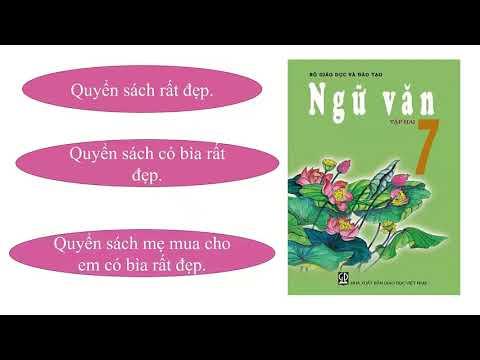 Tiếng Việt Lớp 7: Bài DÙNG CỤM CHỦ VỊ ĐỂ MỞ RỘNG CÂU