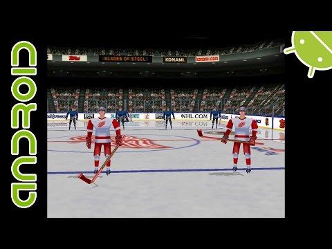 NHL Breakaway '98   NVIDIA SHIELD Android TV   Mupen64Plus FZ