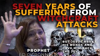 SHE WAS ATTACKED FROM THE WATERS IN SOUTH AMERICA | ED CITRONNELLI