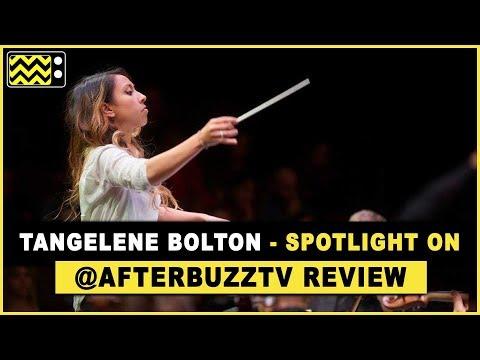 Tangelene Bolton Interview | AfterBuzz TV's Spotlight On