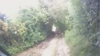 preview picture of video 'West Grimstead - Pepperbox Hill to Grimstead Road (Byway, W-E)'