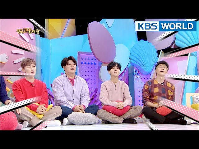 Who has come the longest way since 13 years ago? [Hello Counselor Sub : ENG,THA / 2018.01.29]