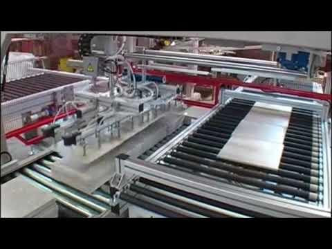 Carga y manipulación de baldosas de hormigón