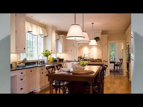Moderne Küche Fenster dekoration