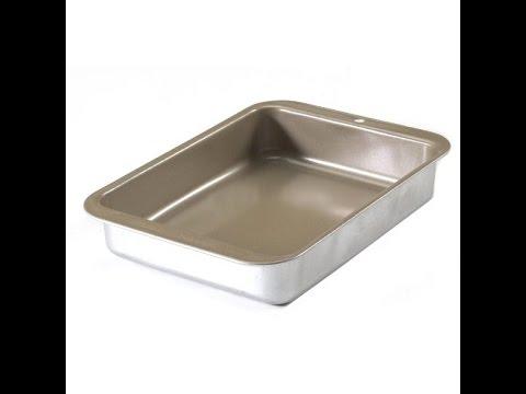 nordic ware compact ovenware casserole pan 1 5 quart