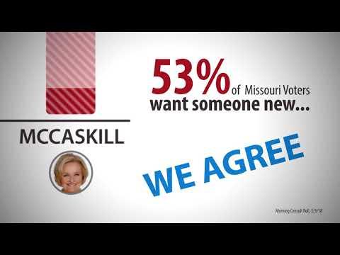 Claire McCaskill, the Most Unpopular Senator