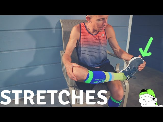 5 Stretches for Runners |  How do you stretch?