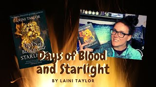 Days of Blood and Starlight | A YA Book Review