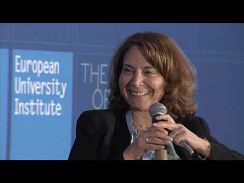 Federica Mogherini in the 7th State of the Union conference- Florence