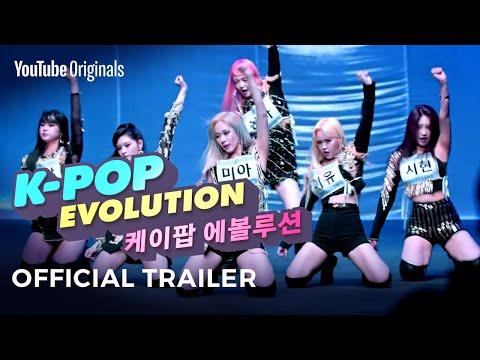 undefined ( K-Pop Evolution )