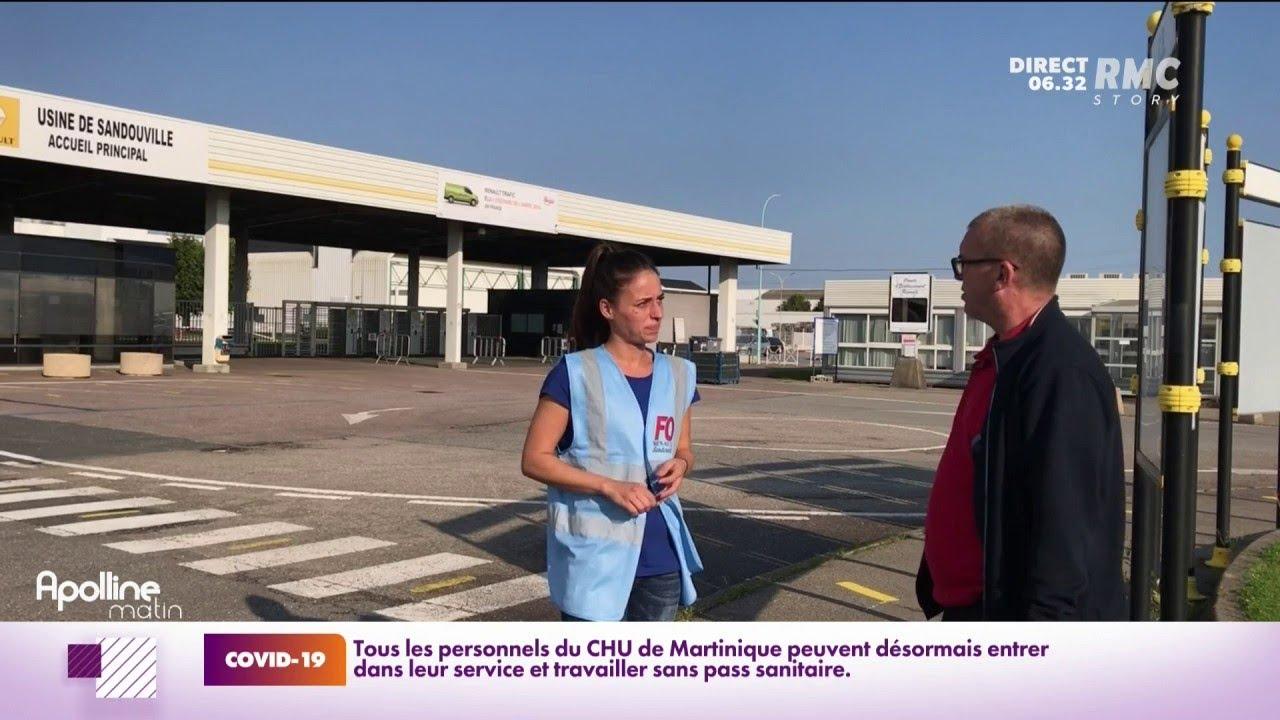 Malgré un carnet de commandes plein, des usines Renault à l'arrêt complet en France