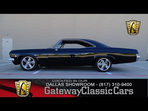 Video of '65 Impala - M5JU