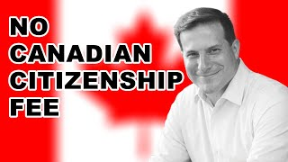 What is right of citizenship fee canada