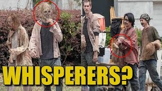 The Walking Dead Season 9 Pictures & Discussion - Are These The Whisperers?