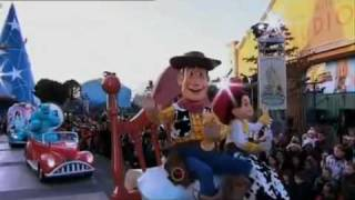 New Generation Festival trailer - Disneyland Paris - January 2010