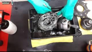 BMW R1150GS Adventure Motorcycle Final Drive Rebuild