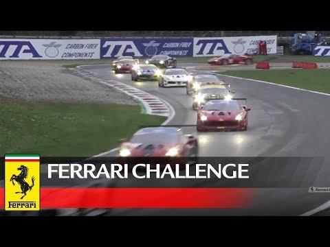 Ferrari Challenge NA 2018 - Race 2 - Finali Mondiali at Monza
