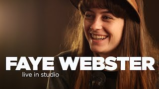 Faye Webster – Live In Studio