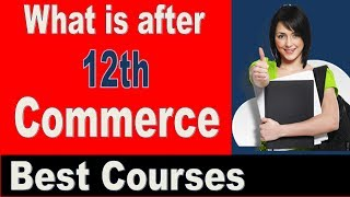 43. What To Do After 12th Commerce | Career Options In Commerce | STUDY BUDDY CLUB