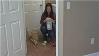 Housecleaning Tips : Homemade Ceramic Tile Floor Cleaner