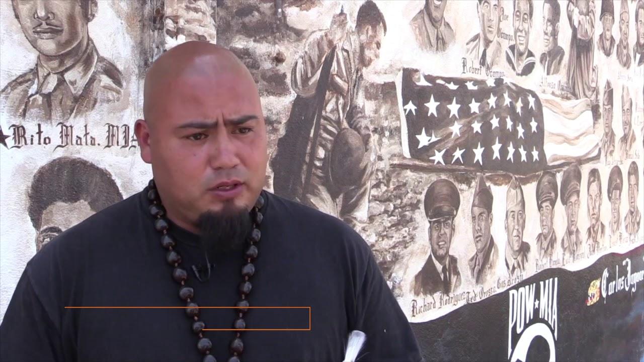 Mural reivindica contribución mexicana en la historia de EEUU