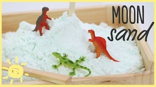 DIY | Kinetic Sand/Cloud Dough (Perfect Recipe!)