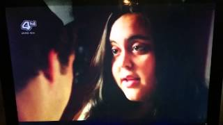 My Mad Fat Diary 2x07 Rae And Finn Ending Scene