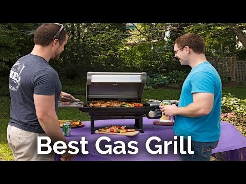 Top 10 Best Gas Grills – Best BBQ Grill Reviews 2017