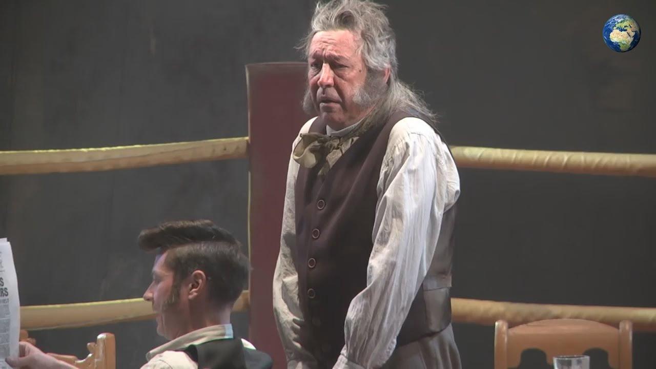 Инцидент с Михаилом Ефремовым на спектакле в Самаре