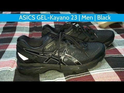 Asics Gel-Kayano 23 Men Running Shoes   Review   India