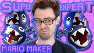 MY LAST SUPER EXPERT EVER (Garbage, As Far As The Eye Can See~) | Mario Maker Super Expert #26