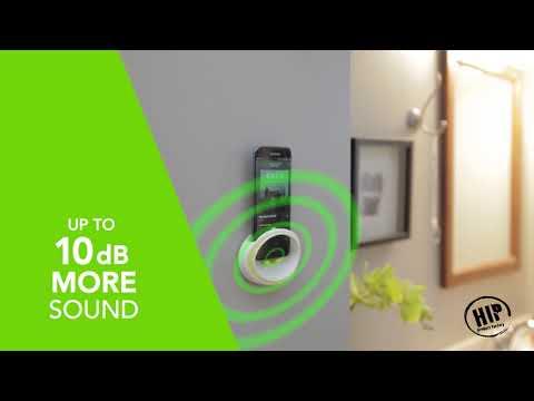 Video for EKKO™ Phone Shelf & Speaker Amplifier