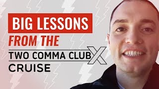 Big Lessons From the 2CCX Cruise - Episode 213