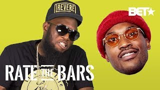 Freeway Rates The Cassidy Bars From Their Epic Battle | Rate The Bars