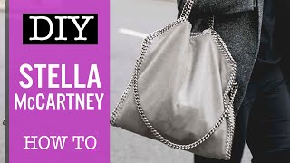 How to make a DIY Stella McCartney Falabella bag: Fashion Attack