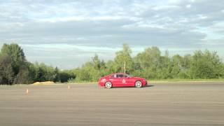 Audi S5 training June 2012