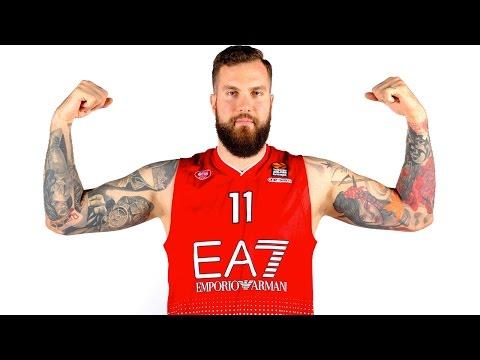 EuroLeague Weekly: Focus on Miroslav Raduljica, EA7 Emporio Armani Milan