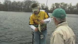DVO 804 A Penn Warner Bass Fishing