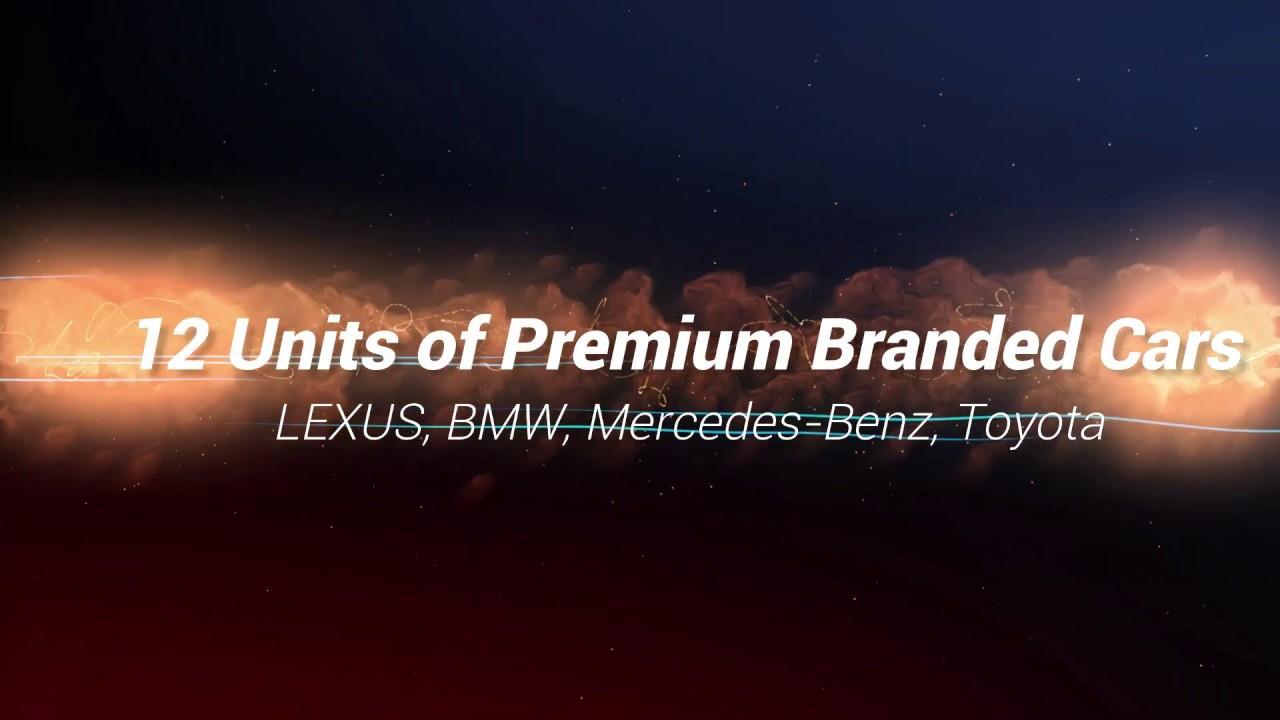 Exclusive Premium Brand Cars Auction Fair by Public Bank Berhad