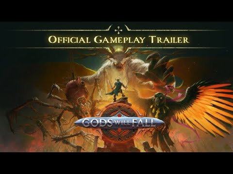 Gods WIll Fall Gameplay Trailer