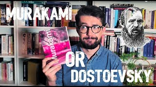Can we objectively judge literature? Murakami or Dostoevsky?