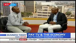 Business Today: Pay tv and the economy