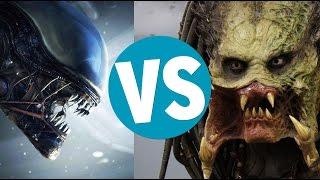 Alien VS Predator Movie Franchises