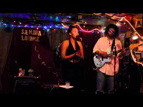 Sensuous Sea by Lake Lady and the Mountain Man LIVE at Sahara Lounge