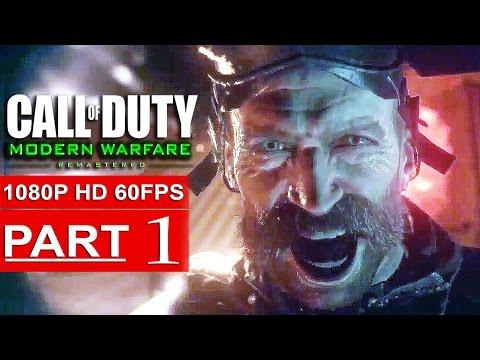 call of duty modern warfare 1 part 2
